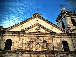 basilica minore del santo niño cebu blog