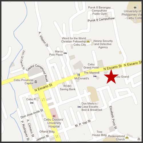 Cebu Grand Hotel Room Prices My Cebu Guide