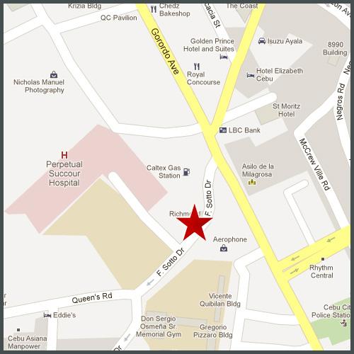 Richmond Plaza Hotel, Room Prices - My Cebu Guide