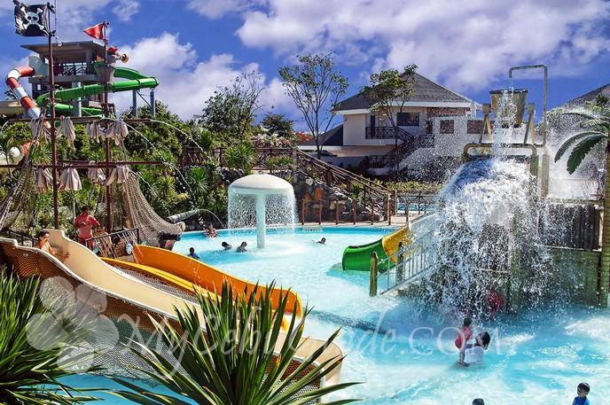Jpark Island Resort And Waterpark Cebu Hotels Resorts