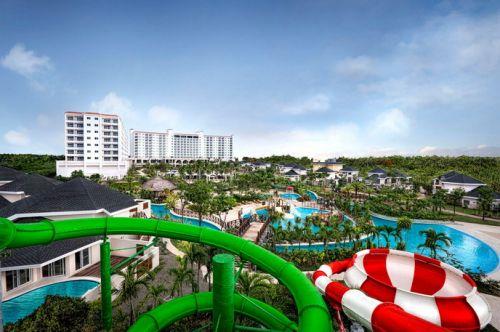 Jpark Island Resort And Waterpark Room